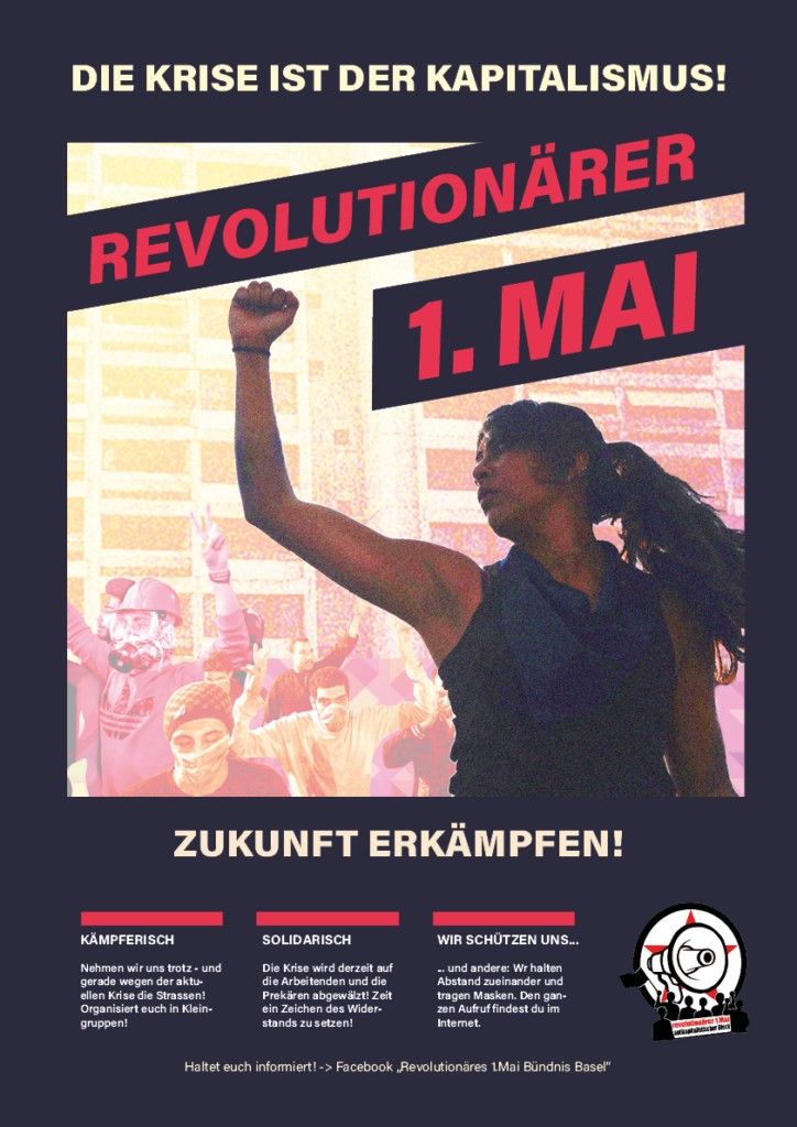 Revolutionärer 1. Mai 2020
